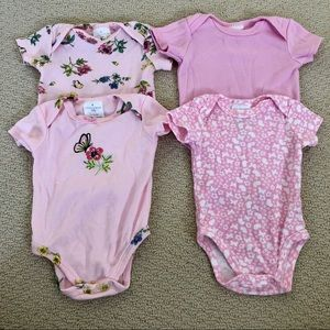 ❌SOLD❌Laura Ashley Baby Girl's Bodysuit
